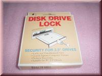 Floppy Laufwerk Schloss Disk Drive Lock