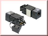 IBM Adapter IBM Stecker auf RJ45 Kupplung