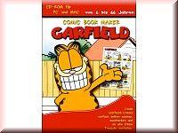 Comic Book Maker Garfield -selbermachen