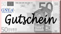 Gutschein Voucher 50 Euro