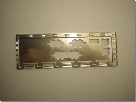 I/O Shield ATX Blende f?r ATX Geh?use #4
