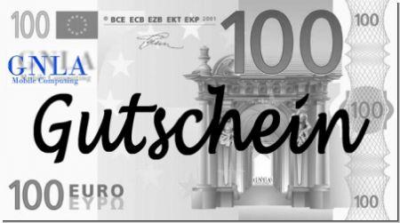 Gutschein Voucher 100 Euro