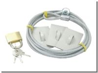 Lindy Security Kit - Security Cables - Diebstahlschutz